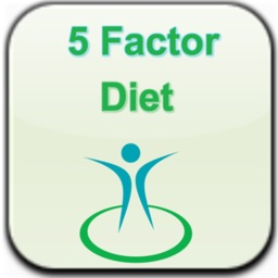 The 5 Factor Diet:Also know as the Hollywood Diet+