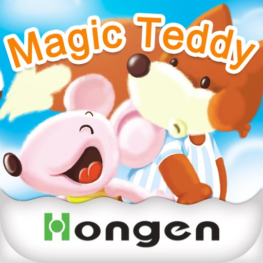 Magic Teddy English for Kids - Me First