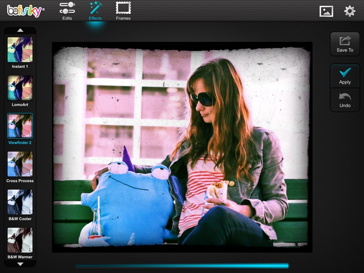 BeFunky Photo Editor for iPad