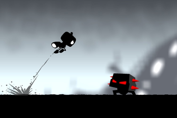 Robo Rush screenshot-1