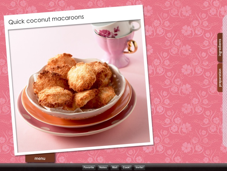 High Tea Recipes+ screenshot-4