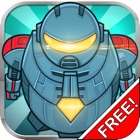 Tiny Kaiju Crusher FREE - Attack of the Alien Monsters icon