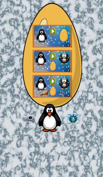 Penguin Maze Race (find the egg) screenshot-4