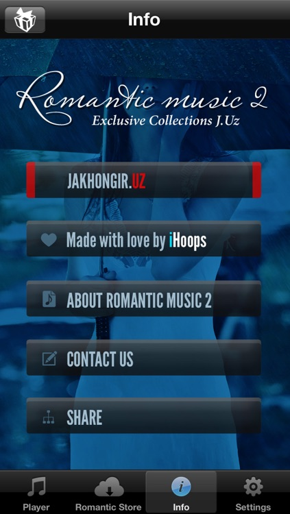 Romantic music 2 Exclusive Collections J.uz screenshot-3