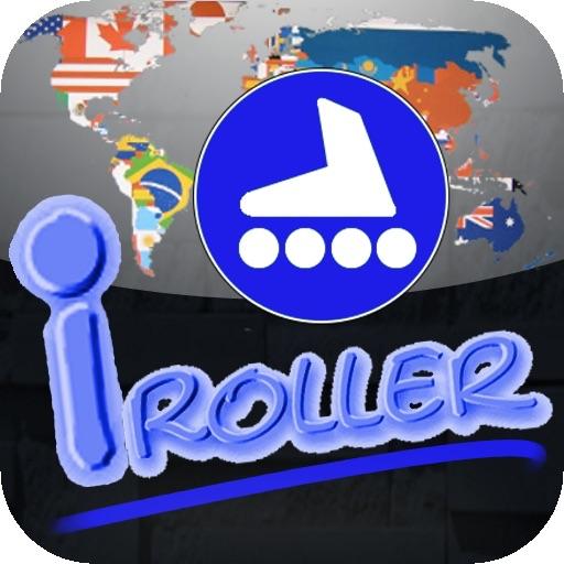 iRoller the best app for rollerblading