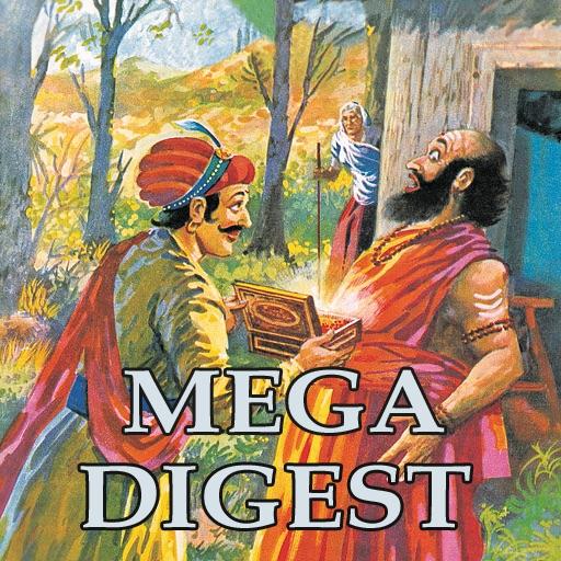 Tales Of Birbal Mega Digest - Amar Chitra Katha Comics