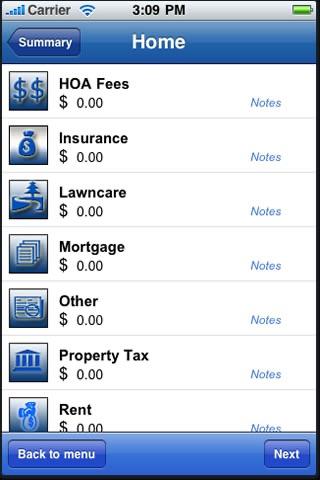 Budget Tool screenshot-4