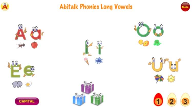 ABC Phonics Long Vowel Words Free