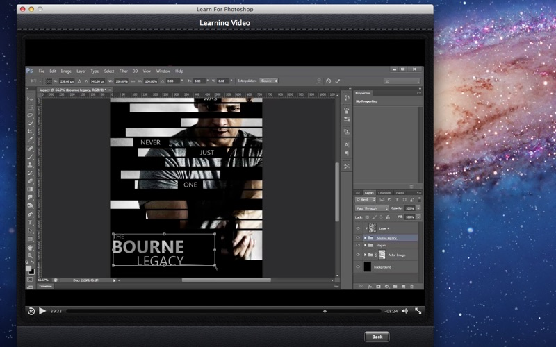 Learn For Photoshop screenshot 3
