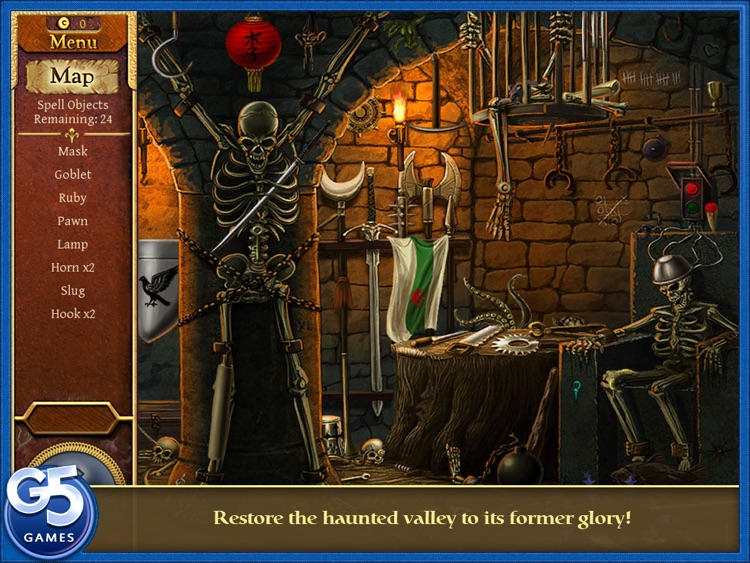 The Magician's Handbook: Cursed Valley HD (Full) screenshot-4