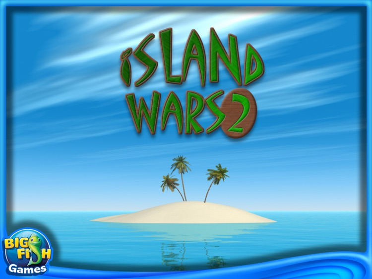 Island Wars 2 HD screenshot-0