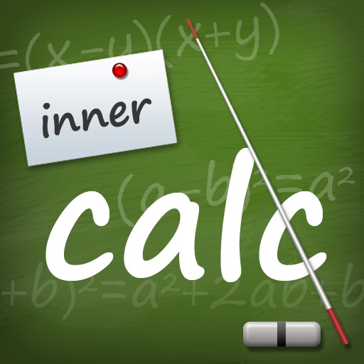 InnerCalc Math Algebra Game HD Lite
