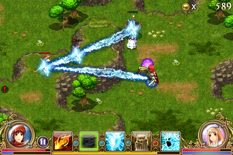 Guardian Knight Lite screenshot-3