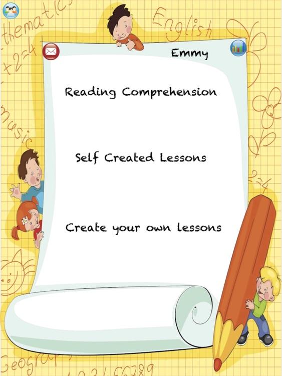 Second Grade Reading Comprehension screenshot-4