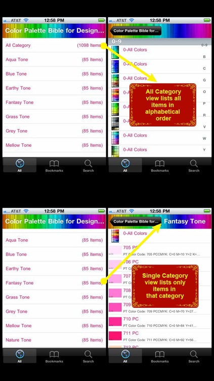 Color Palette Bible for Designers