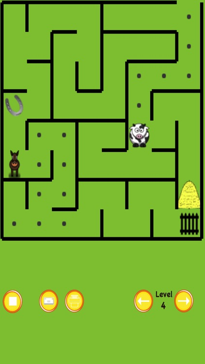 Horse Maze Race screenshot-1