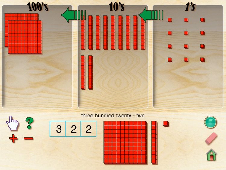 Base Ten Blocks ES screenshot-3