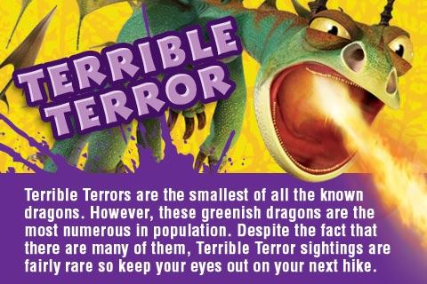How To Train Your Dragon Mix & Match Book screenshot-4