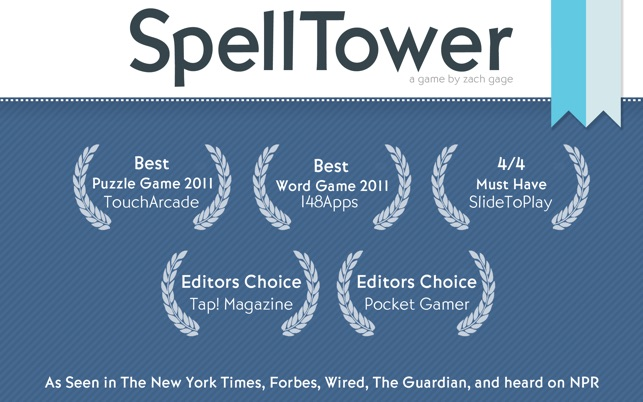SpellTower Screenshot