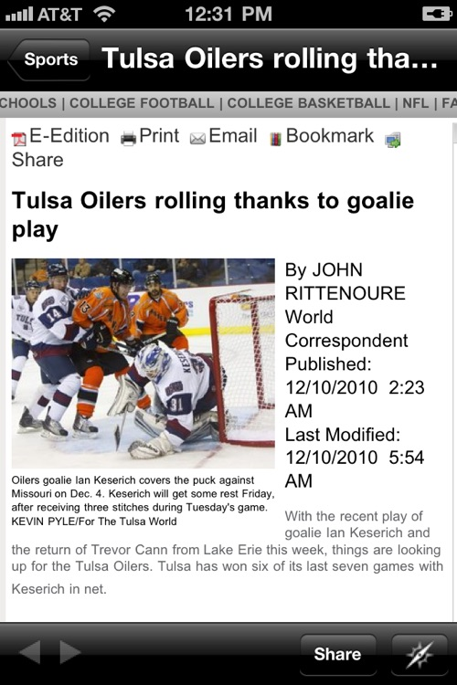 Tulsa Local News Free