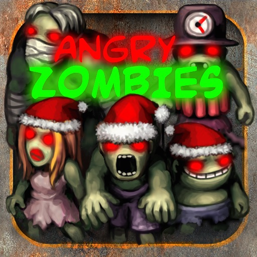 Angry Zombies Intro