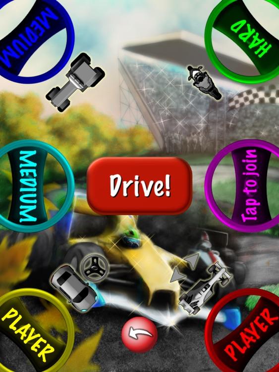 Racecar screenshot-3
