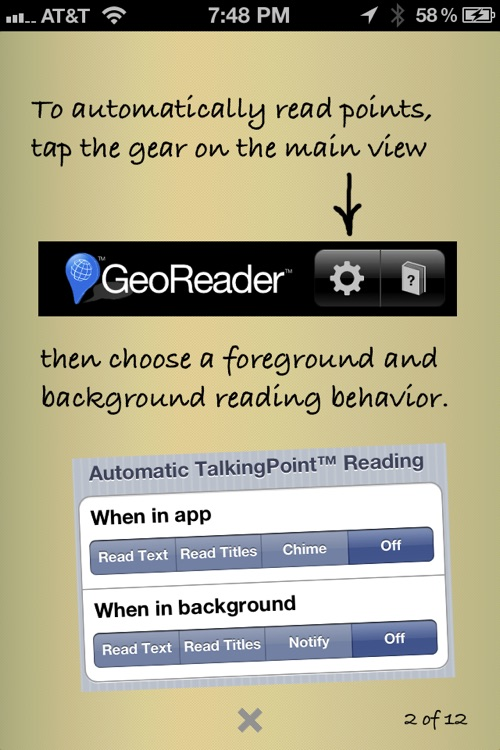 Georeader screenshot-1
