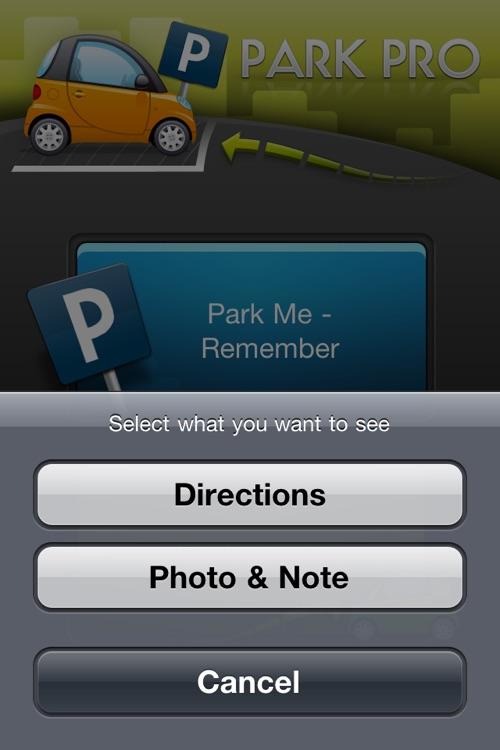 Park & Find my car screenshot-4