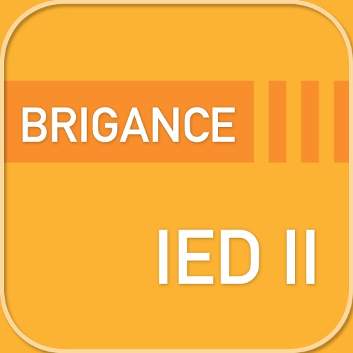BRIGANCE® Inventory of Early Development (IED II) Record Book