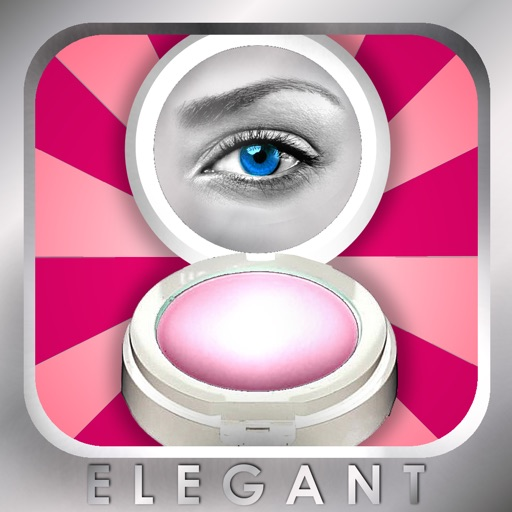 iVanity Elegant - MakeUp App For Girls