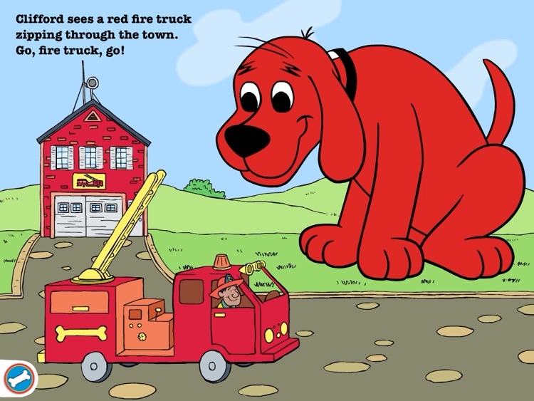 Go, Clifford, Go! screenshot-2
