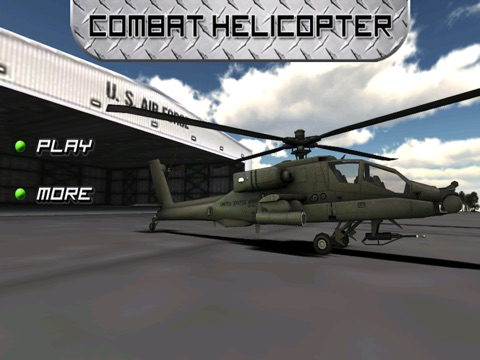 Combat Heli Screenshots