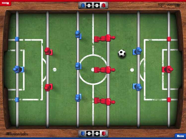 Foosball HD screenshot-0