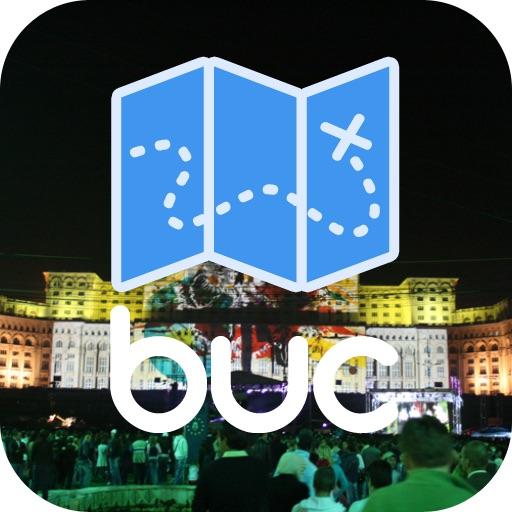 Bucharest Offline Map & Guide