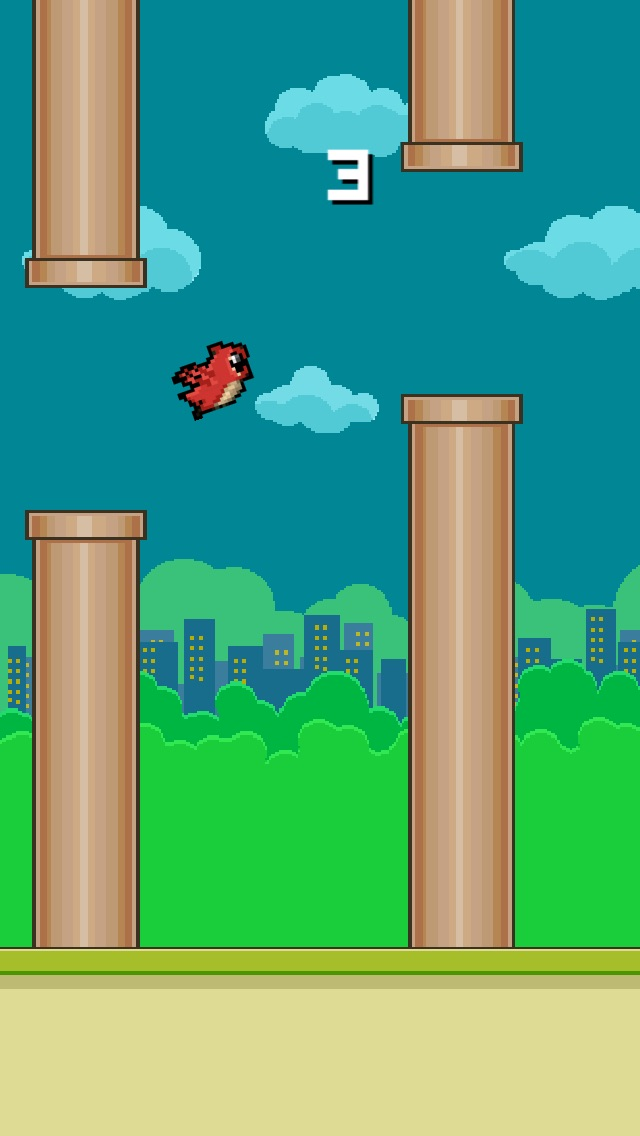 Flappy X: Tiny Snappy Wings – The End of the Crappy Bird – Smash Hit Cheat Codes