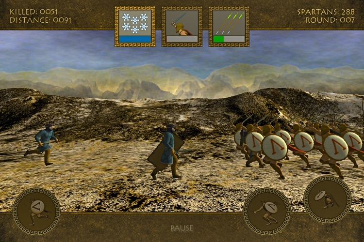 480 BC: Spartans screenshot-4