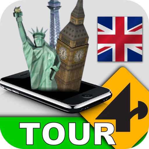 Tour4D London icon