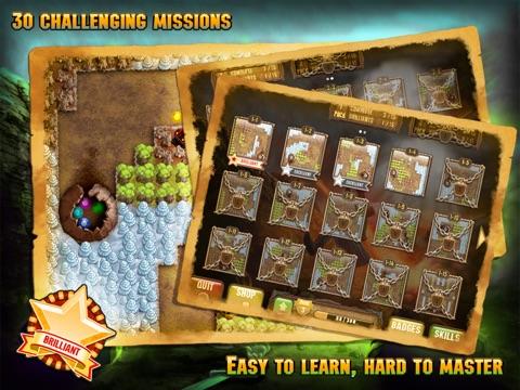 Игра Cursed Treasure HD