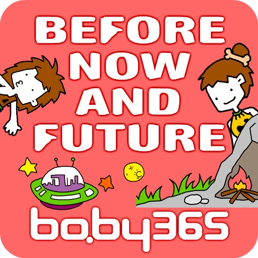 The before,now and future-baby365 icon