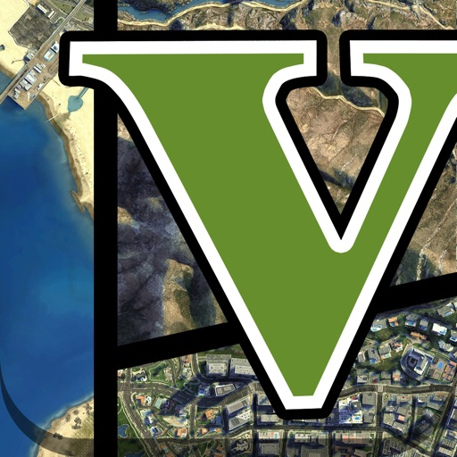 Interactive map for GTA V