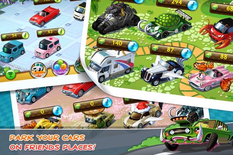 Parking Tycoon - Drag Racing