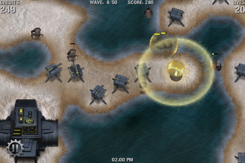 TriDefense Free screenshot-3