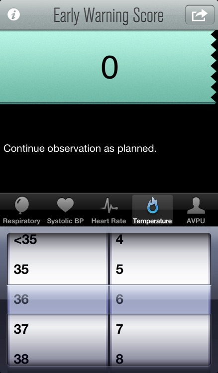 Early Warning Score System screenshot-3