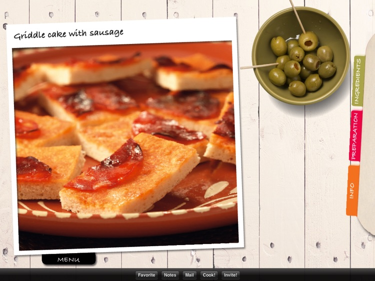 Tapas Cookbook+ by Food4Friends
