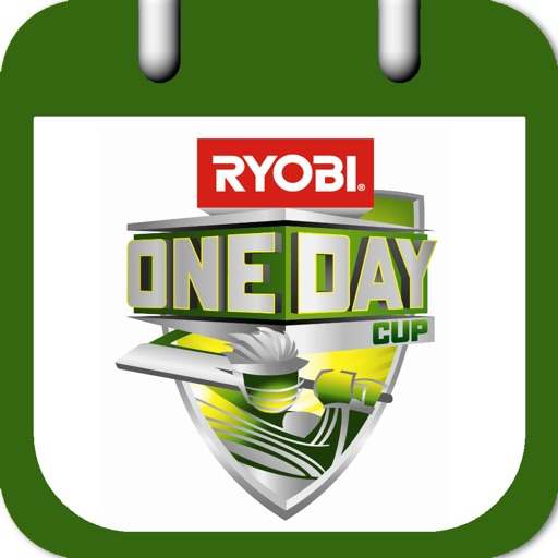 Fixtures for Ryobi One Day Cup