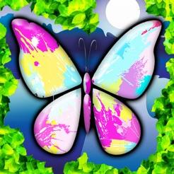 Mariposa Dibujo Dibujos Para Colorear Para Niñas Y Niños