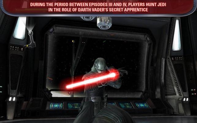 star wars force unleashed 2 dark apprentice