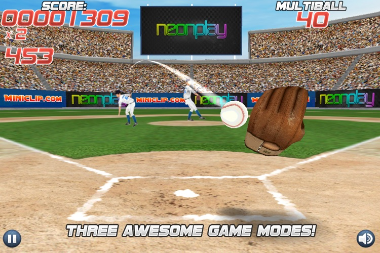 Pro Baseball Catcher screenshot-3