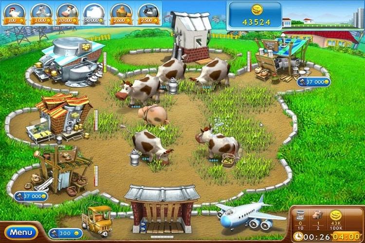 Farm Frenzy 2: Pizza Party screenshot-3