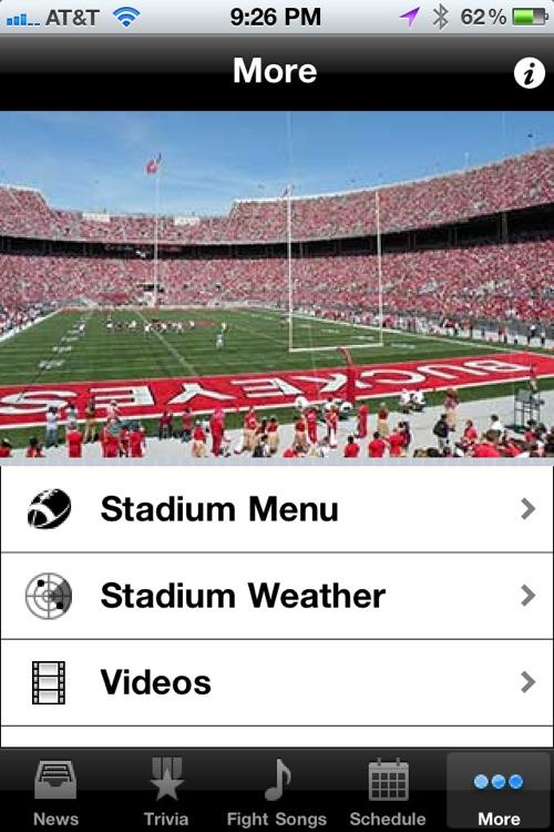 Ohio State Buckeyes Trivia, News and More screenshot-3
